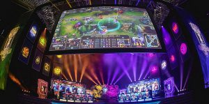2017 League of Legends World Championship 300x149 - Popular Streaming Games