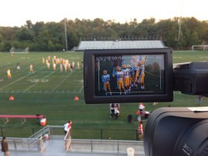 american football 300x225 - 3 Tips On How To Film Sports Events