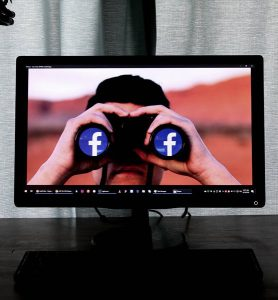 facebook social media 278x300 - The Explosive Rise of Video on Social Media