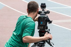 video camera 1 300x200 - 3 Tips On How To Film Sports Events